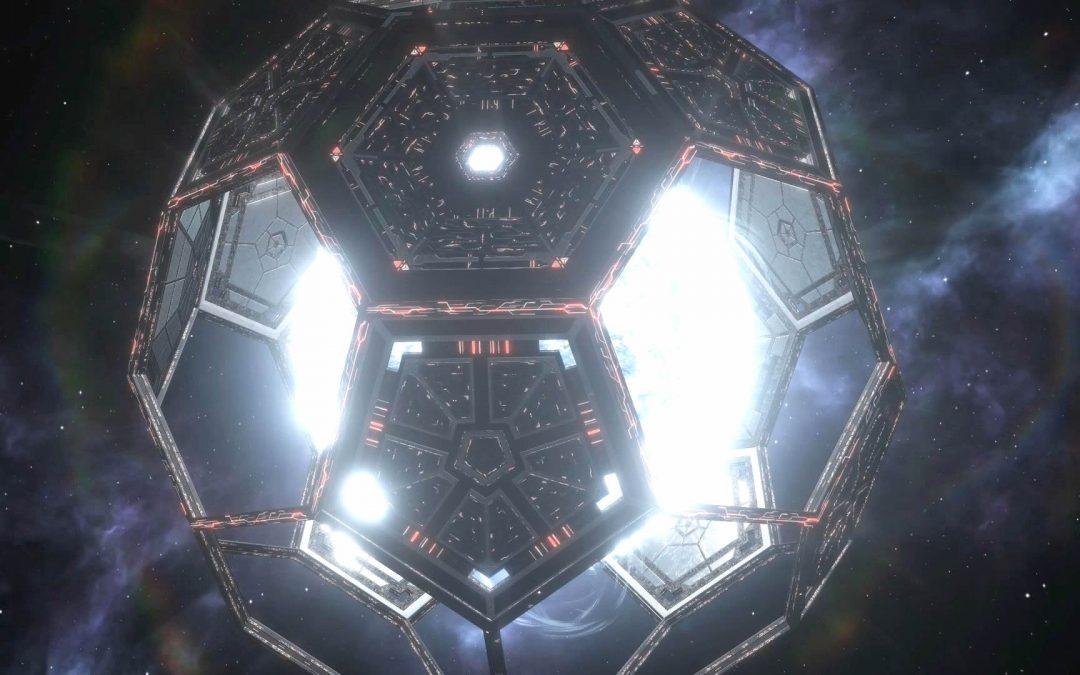 Esferas de Dyson alrededor de agujeros negros podrían revelar civilizaciones alienígenas