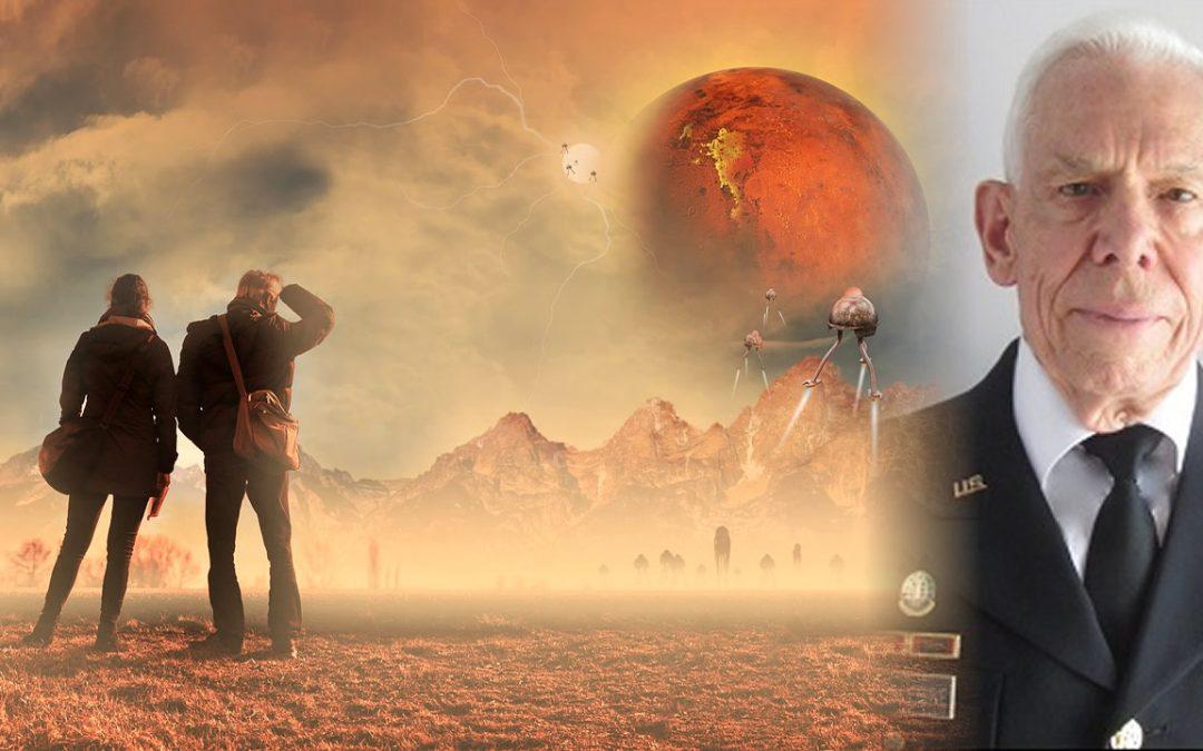 Ex mayor general de ejército de EE. UU. habla sobre «lo que encontraron en Marte»