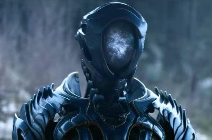Humanoide extraterrestre