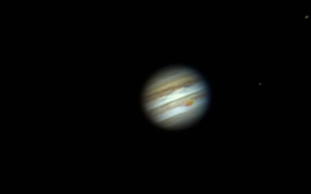 ¡Mira hacia arriba esta noche! Júpiter será visible a simple vista