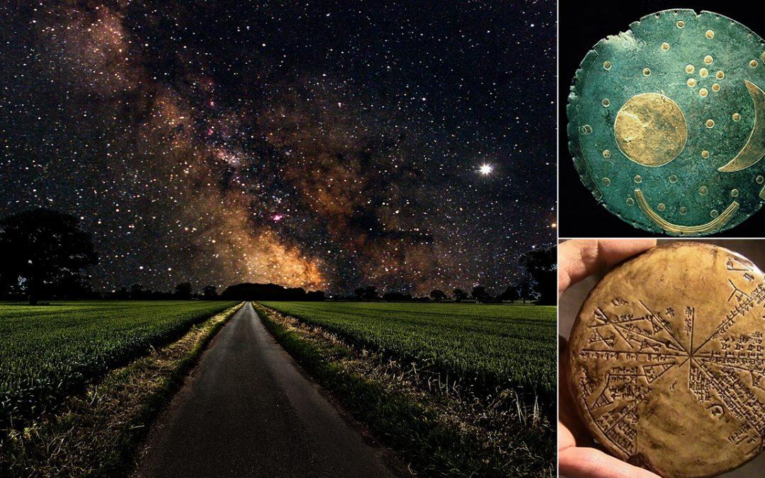 Mapas estelares en tiempos remotos: conocimientos astronómicos en antiguas civilizaciones