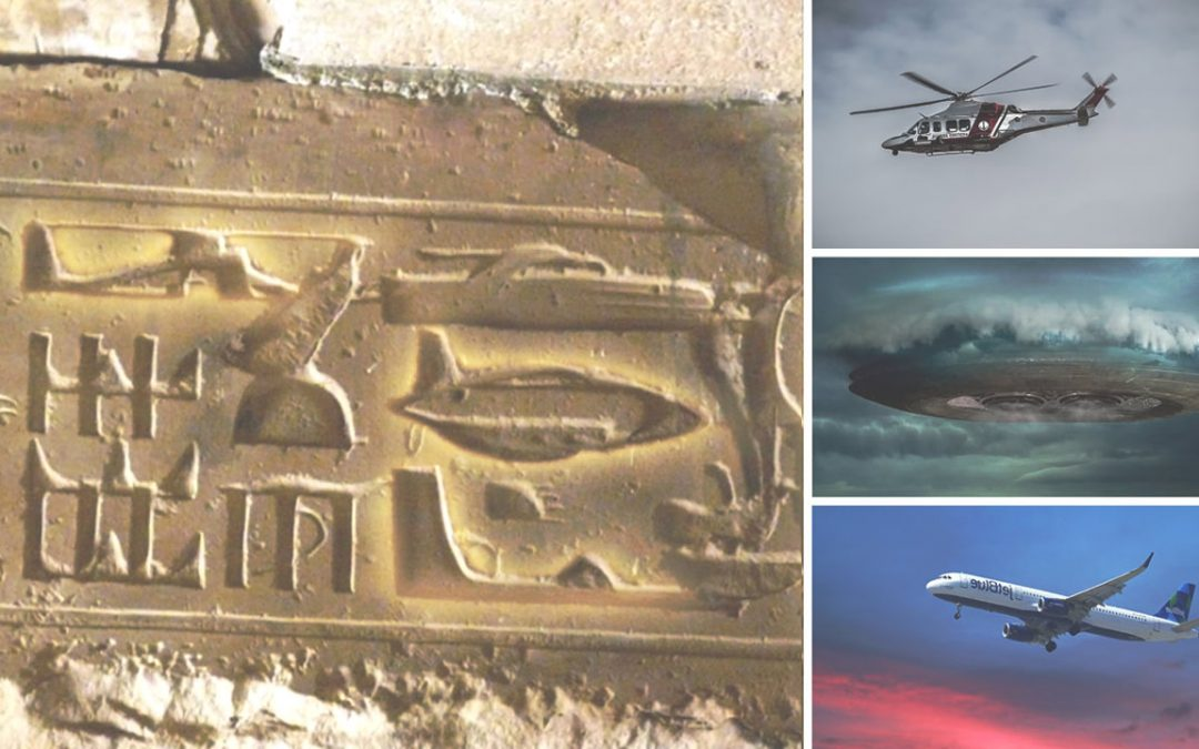 Misterio ancestral: los intrigantes jeroglíficos de Abidos