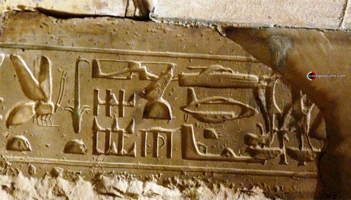 Los científicos han intentado dar varias explicaciones a las intrigantes tallas de Abidos