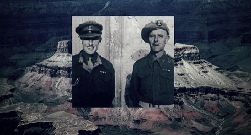 Supuesta fotografía del misterioso G.E. Kinkaid