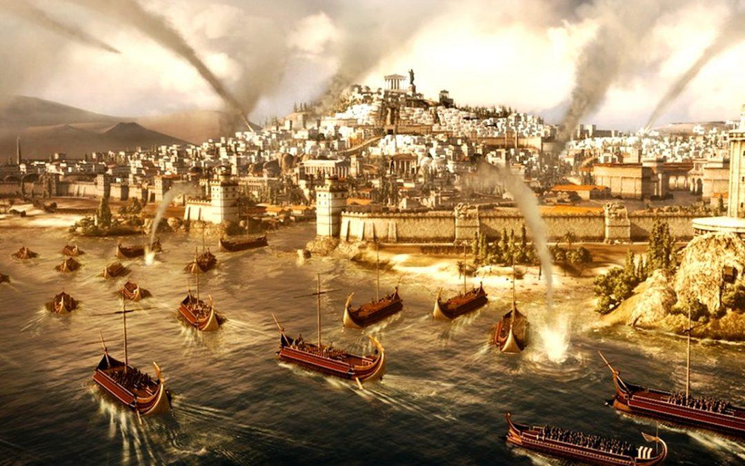 Las nueve ciudades antiguas más grandes del mundo
