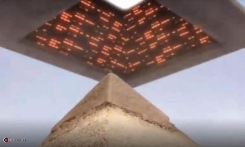 OVNIs en el antiguo Egipto