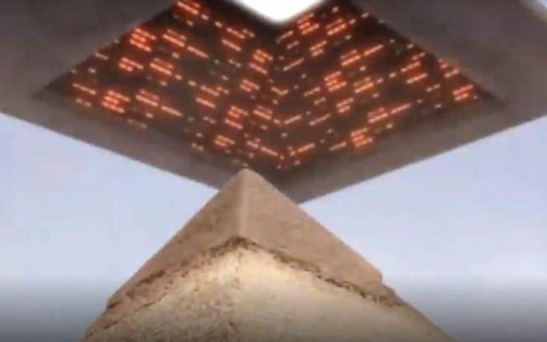"""¿Ocultó el Vaticano un papiro que evidenciaba """"discos de fuego"""" descritos por un faraón?"""