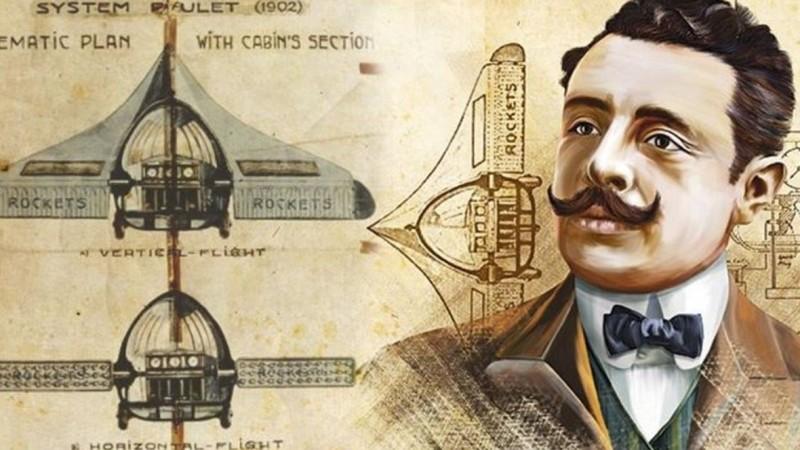 Pedro Paulet, el peruano que se adelantó a la era espacial