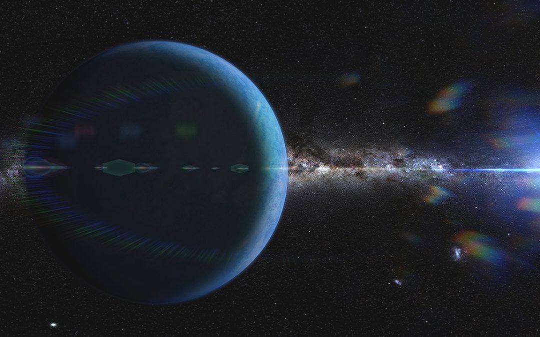 Científicos trazan potencial órbita del Planeta Nueve que podría ocultarse al borde del sistema solar