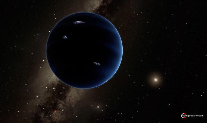 Propuesto por primera vez por un grupo de CalTech en los EE. UU., el Planeta Nueve fue teorizado para explicar las órbitas distorsionadas que se ven en cuerpos helados distantes
