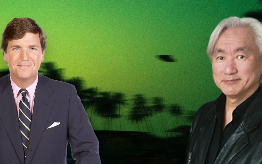 """Presentador de Fox News y Michio Kaku revelarán """"evidencia OVNI más convincente"""" del informe del Pentágono"""