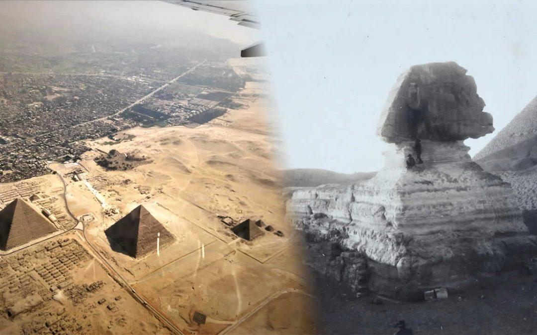 Secretos de Egipto: entre cámaras ocultas y una posible segunda Esfinge
