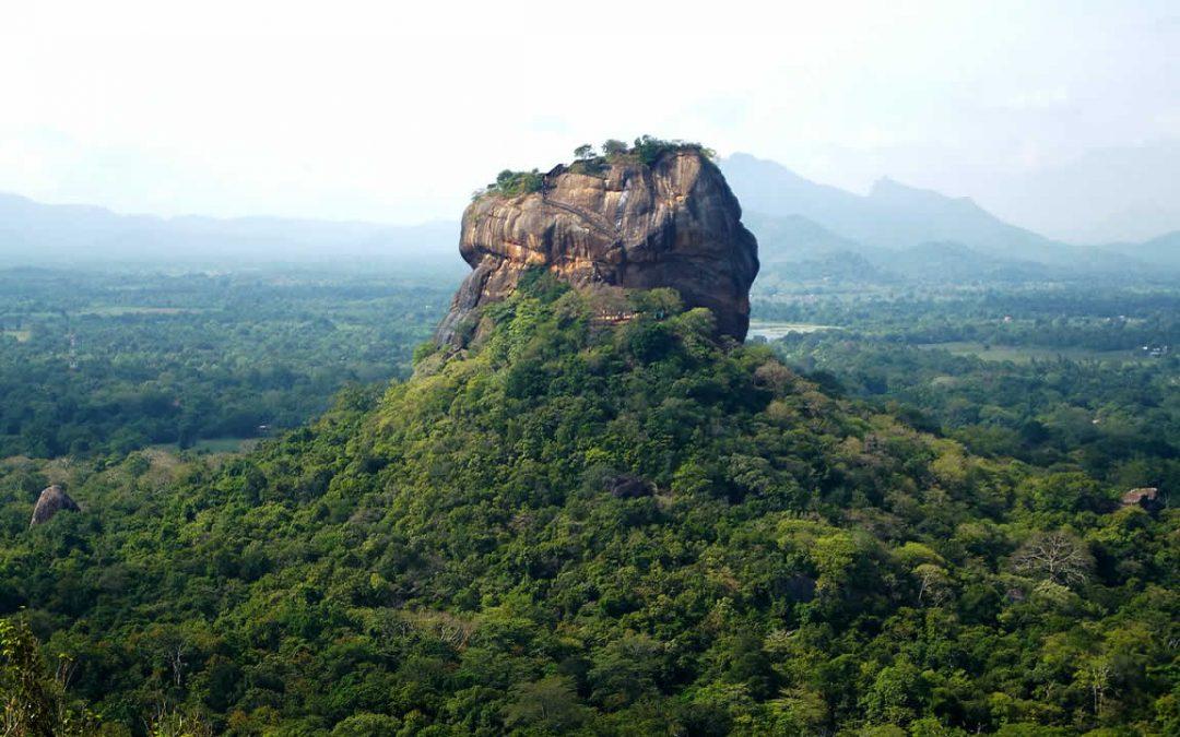Sigiriya o Lion Rock, el ancestral lugar construido por los dioses