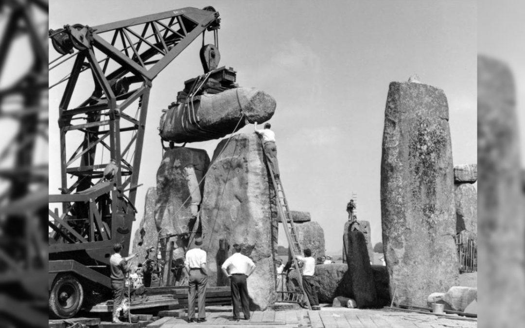 Fragmento perdido de Stonehenge revela granos de roca de casi 2 mil millones de años