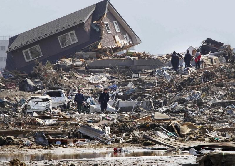 Consecuencias del terremoto en Japón
