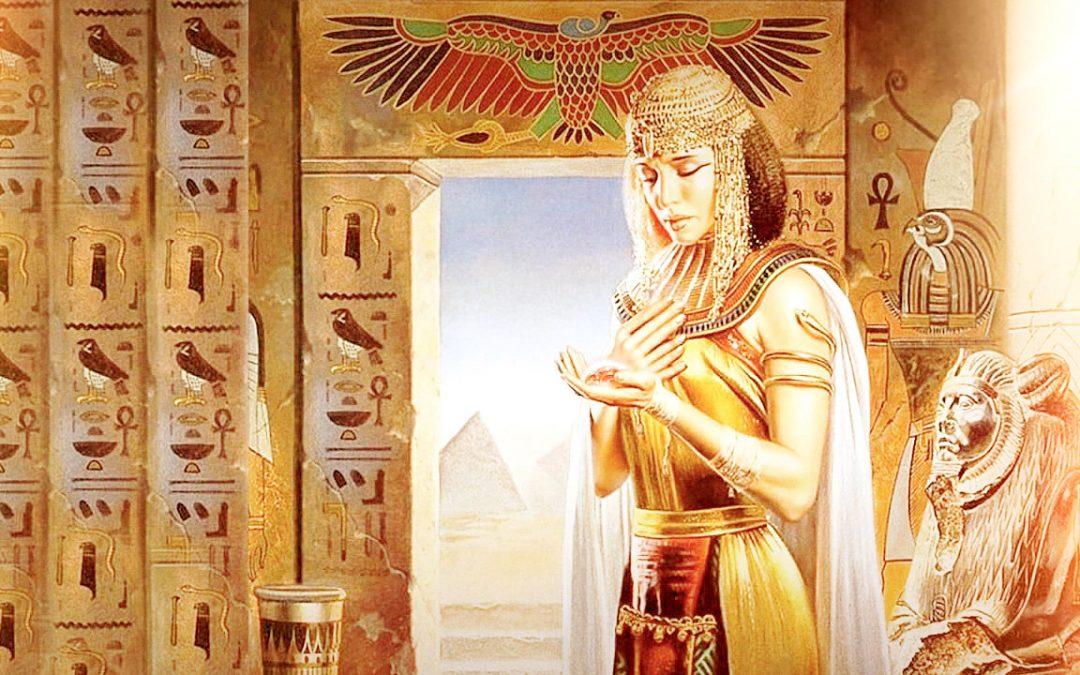 Tumba de reina de Egipto de miles de años muestra advertencia sobre el cambio climático