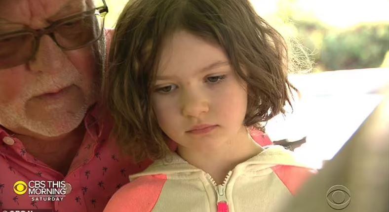 Una niña de 4 años, Annika Arnout, ha descubierto dos colonias de abejas sin aguijón, que se cree que desaparecieron en EE. UU. hace 70 años