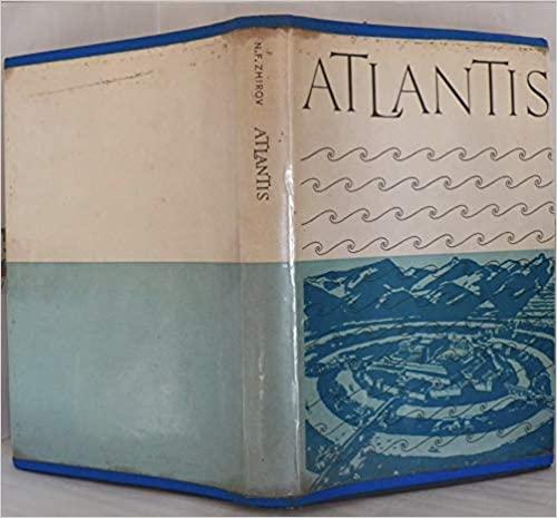 """Libro """"Atlantis"""" de Nikolai Feodosevich Zhirov"""