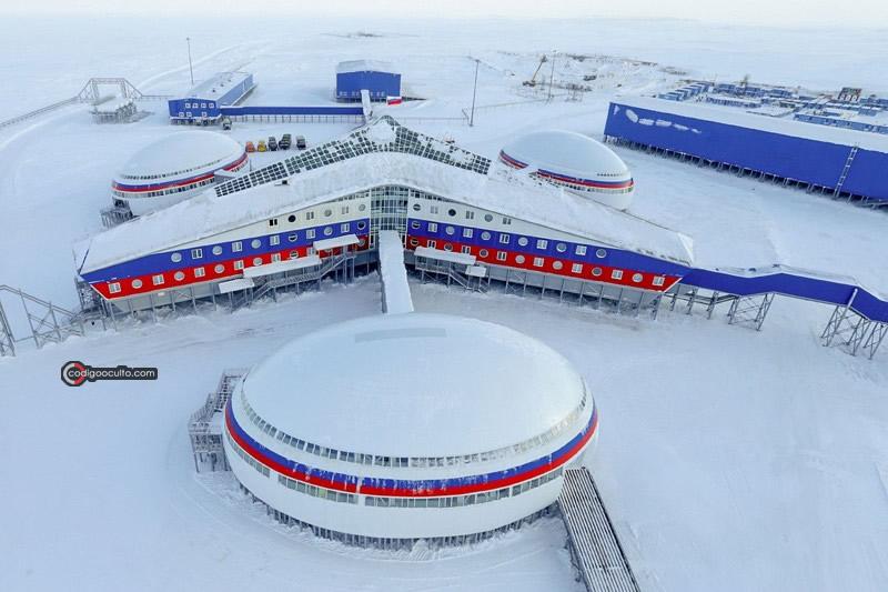 Arctic Trefoil o Nagurskoye (air base)