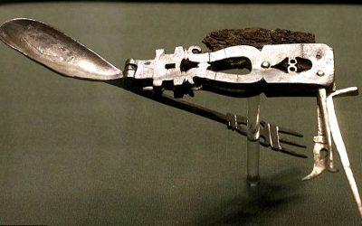 """Conoce la """"navaja suiza"""" original: el artilugio creado por los romanos en el siglo III a. C."""