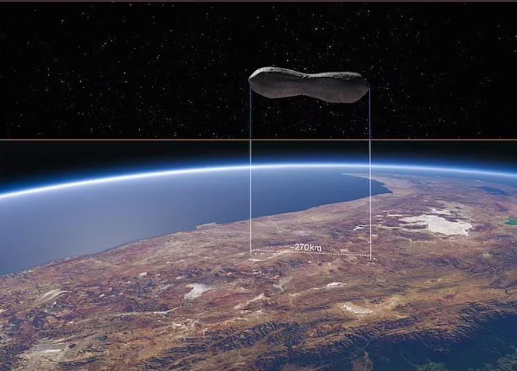 Asteroide Kleopatra