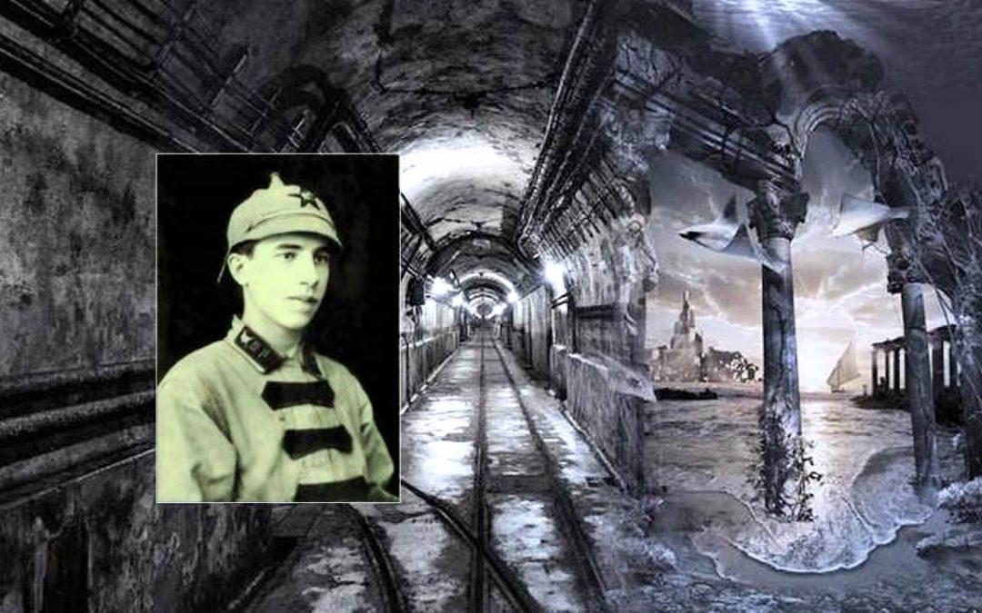 El misterio de la «tecnología atlante» en un extraño búnker nazi