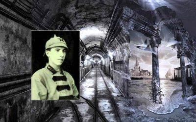 """El misterio de la """"tecnología atlante"""" en un extraño búnker nazi"""