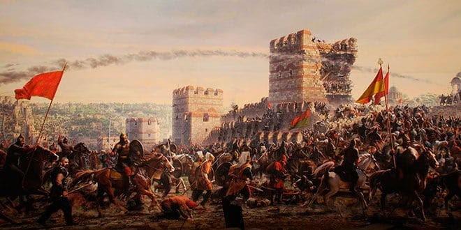 Batalla de Constantinipla
