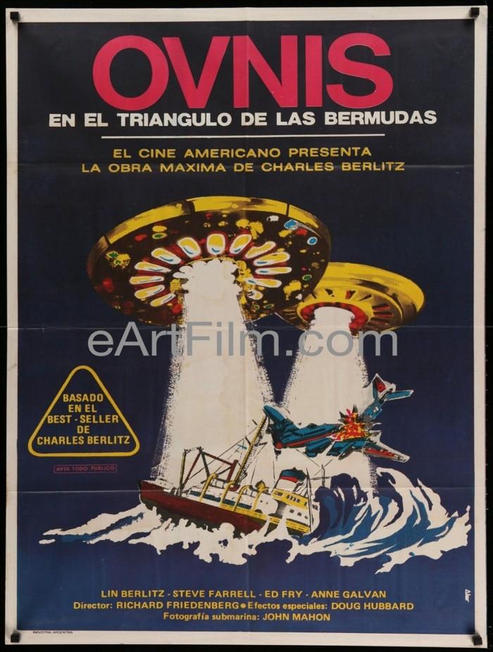 En 1979 su libro superventas, El Triángulo de las Bermudas, llegó al cine