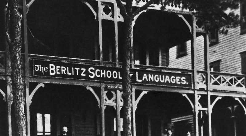 La Academia Berlitz fue fundada en 1888