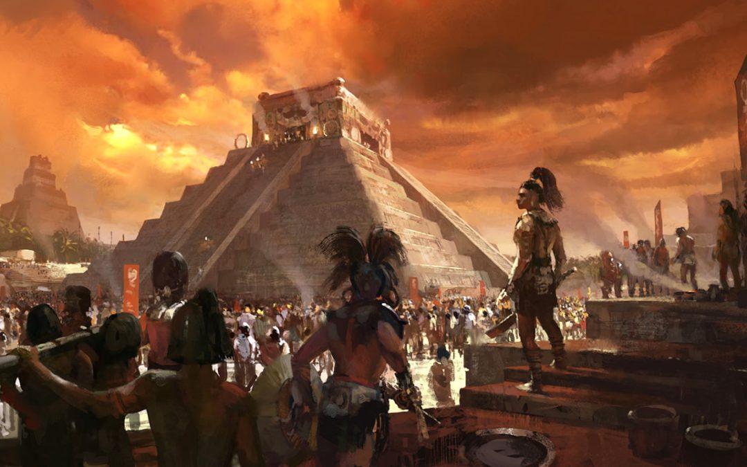 El asombroso invento de los mayas para construir una ciudadela en un lugar sin agua