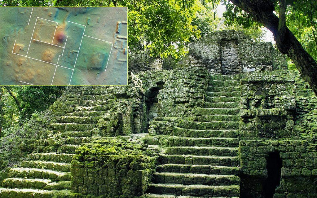 Descubren sorprendente ciudadela oculta en una antigua ciudad maya