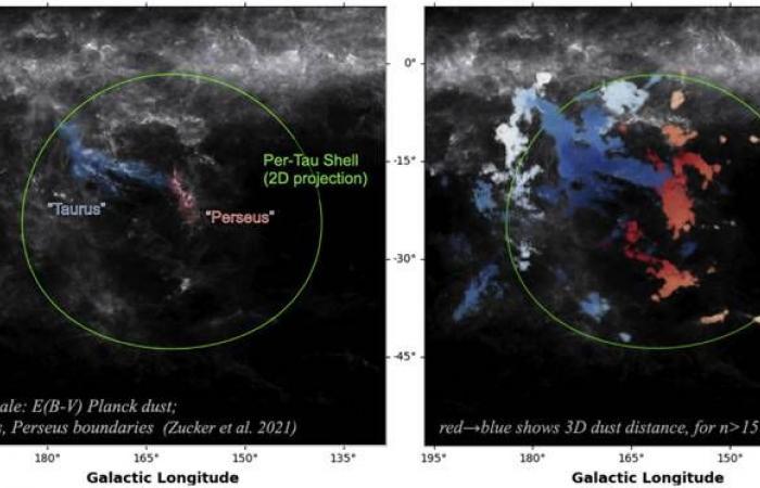 Astrónomos detectan una enorme cavidad vacía acechando en el espacio