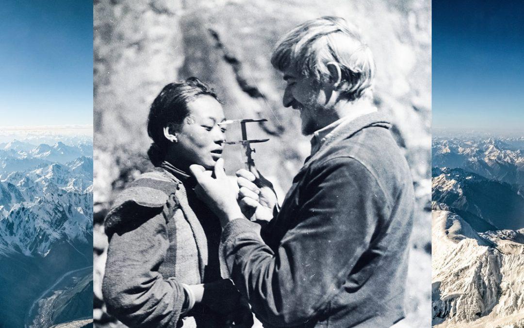 La Expedición Nazi al Himalaya en busca del origen ario