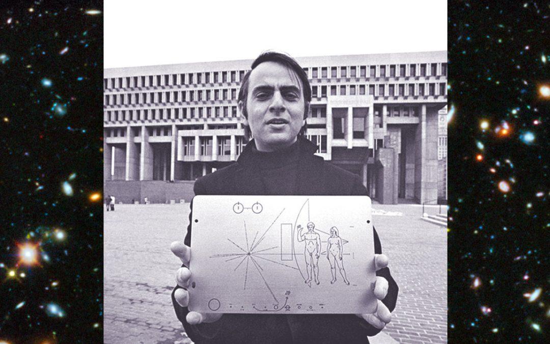 """El Fenómeno """"OVNI"""" del que Carl Sagan no podía hablar"""
