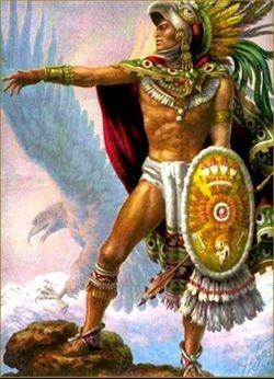 Guerrero Azteca Águila