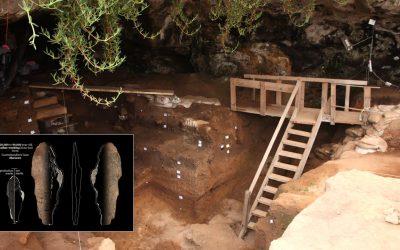 Humanos ya confeccionaban ropa hace 120.000 años, sugiere descubrimiento en cueva de Marruecos