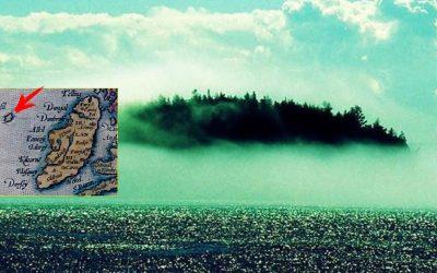 """Hy-Brasil, la legendaria """"isla perdida"""" del océano Atlántico"""