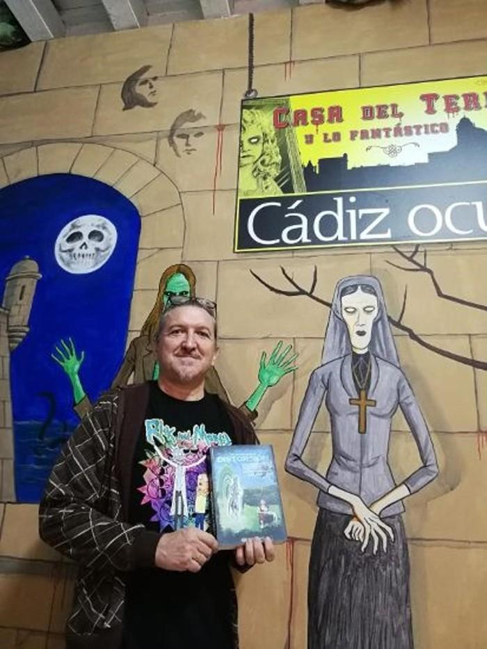 Caravaca el orgullo de Cádiz, durante una presentación en 2019