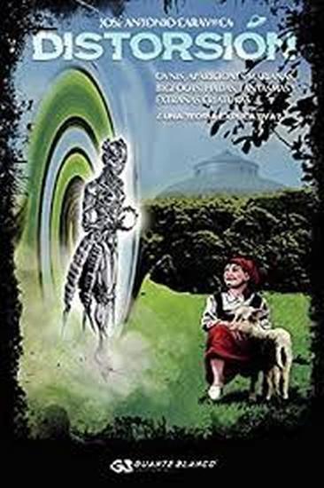 La Teoría de la Distorsión, obra cumbre de José Antonio Caravaca y verdadera revolución ufológica