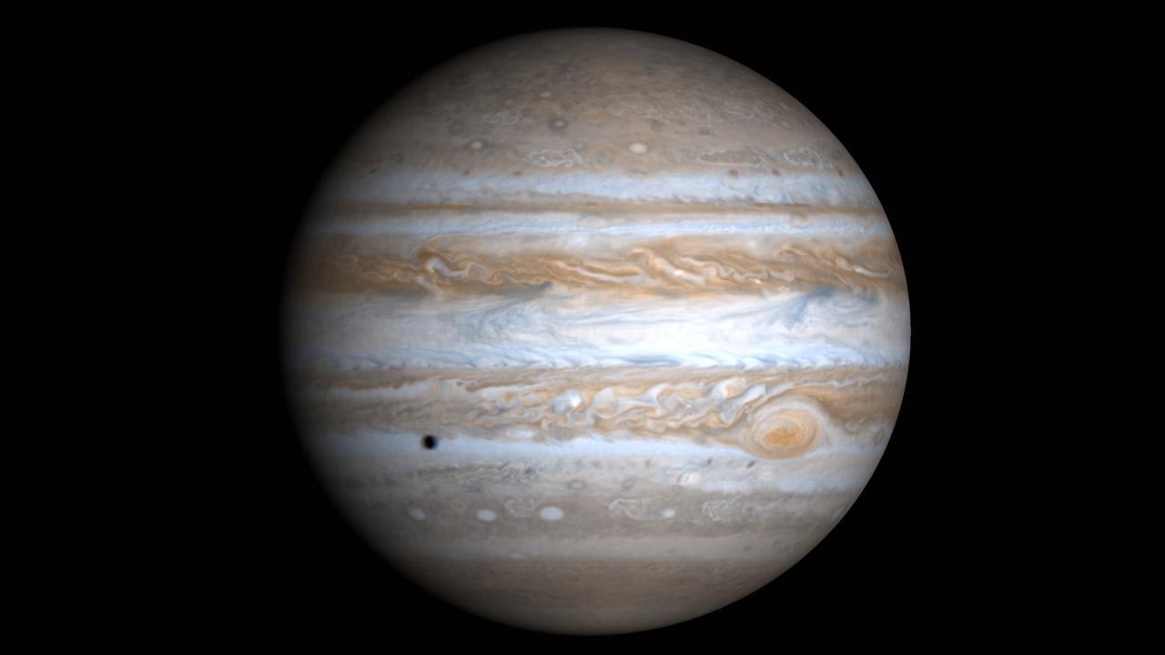 Júpiter acaba de ser golpeado por una roca espacial y un astrónomo aficionado logró captarlo