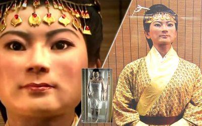Lady Dai: una momia de 2.000 años con sangre aún en sus venas