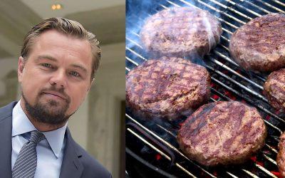 Leonardo DiCaprio invierte en compañías de carne cultivada en laboratorio