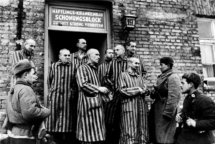 Liberación en Auschwitz