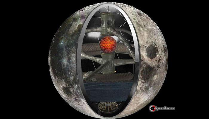 Varias teorías aseguran que la Luna es en realidad un satélite artificial
