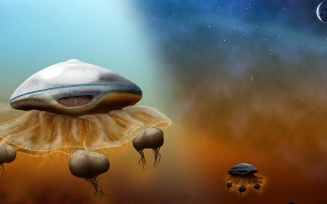 ¿Naves alienígenas biológicas o de plasma? Pensando «fuera de la caja»