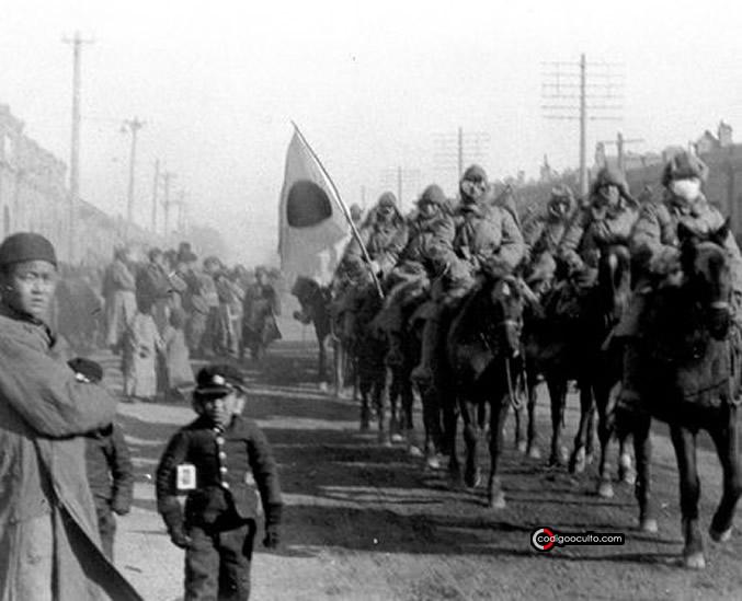 Ocupación japonesa en Manchuria