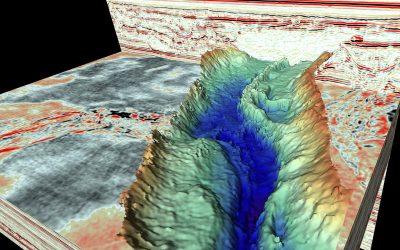 Investigación revela pasajes ocultos de la Edad del Hielo en profundidades del Mar del Norte