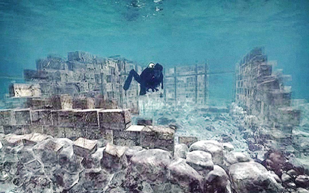 Pavlopetri, ciudad sumergida de 5.000 años y la más antigua del mundo. ¿Atlantis?