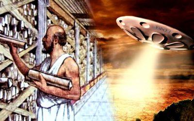 ¿Poseía la Biblioteca de Alejandría información sobre alienígenas?